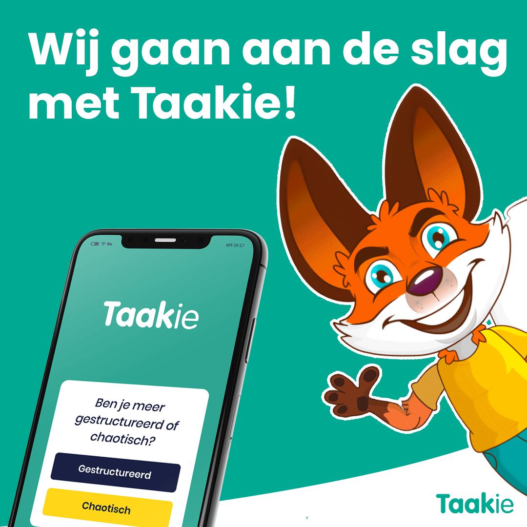 FC Den Helder gaat aan de slag met Taakie!!