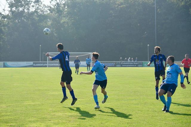 F.C.D.H.1 doet zichzelf tekort tegen Vitesse'22