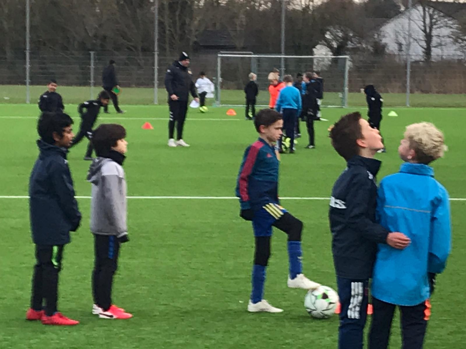 Doelpuntenfestijn FC Den Helder een succes!