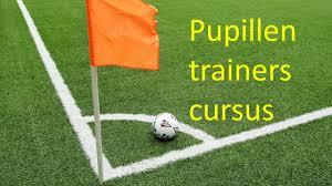 Pupillentrainers FC Den Helder ronden cursus af